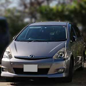 トヨタ ウィッシュ 平成18年式