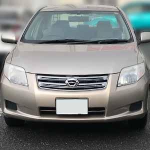 トヨタ カローラアクシオ 平成20年式