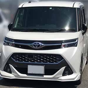 トヨタ タンクカスタム 平成28年式